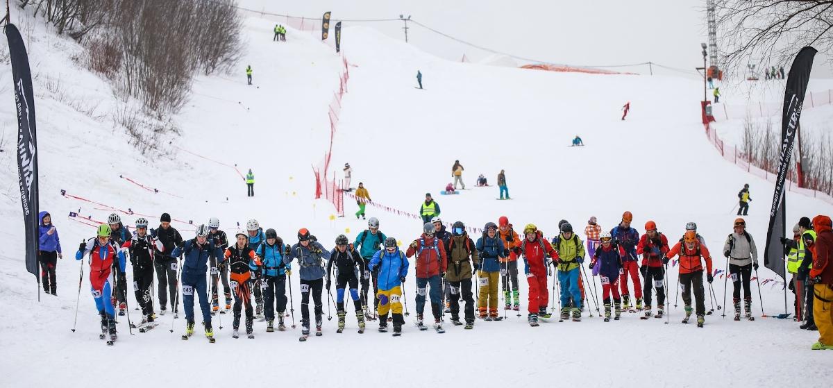 Ски-альпинизм в Москве